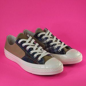 Converse Chuck 70 Low Patterns Unisex Sneakers NWT